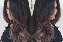 Balayage Hair Dark