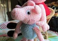 personnage crochet francais