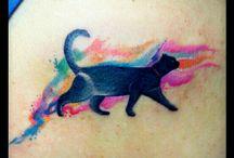 Inspirasjon til tattoveringer
