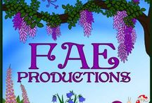 FAE Productions / Official Fantasy Arts & Entertainment board featuring our videos, productions, event and party pictures, characters, favors and more!