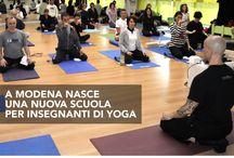 A Modena nasce una nuova scuola di insegnati YOGA - metodo AnatomYoga® / Scuola di insegnati YOGA - metodo AnatomYoga®