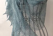 Lace & Cobweb Shawls