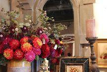s t y l e: tuscan style / Tuscan home / by z f l i c k a's  Style Blog