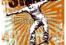 Skate/Grunge