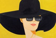 Hats paintings in the world / Paintings around the world with their well-known hats