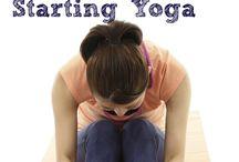 yoga / klidna duse