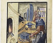 History through Blacksmithing / Blacksmiths have worked metal since the Bronze age. Looking Back through the years
