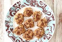 summer snacks/baking / by Elizabeth Luttrell