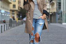 Top blogger looks