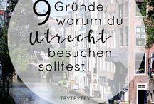 Reisen - Utrecht