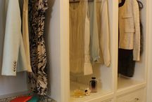 Bedrooms/Closets / by Jennifer Gaskins
