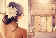 Dream wedding <3 / by Candice Allen