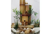 Bamboo furniture etc