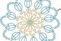 Puntos y patrones de crochet