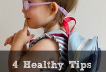 Parenting Tips / Tips and tricks to make parenting just a little more simple