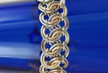 Jewelry: Chainmaile Bracelets