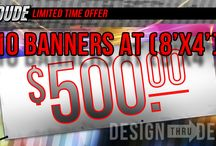 Special Offers / Special promotional offers, for a limited time only.