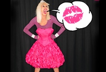 BETSEY JOHNSON / New York designer Betsey Johnson has built her long-standing career in fashion by following her own set of rules. Known for her celebration of the exuberant, the embellished, and the over the top, Betsey has been rocking the fashion industry with her unique and original designs since the 1960's. Her enthusiasm, creativity and boundless talent have kept her at the forefront of fashion. Betsey Johnson reminds us all that fashion can fun and that a girl can never have too much PINK! / by LAStyleRush .com