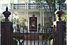 Travel Louisiana-Garden District-New Orleans