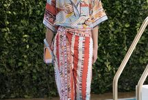 It's a Pool Party / Emilio Pucci Spring Summer 2018