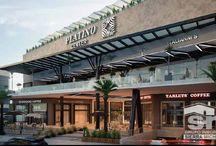 Platino Center Mirador / Platino Center Mirador será una exclusiva plaza comercial en la zona de El Mirador/Anzures/San Manuel Puebla, ubicada sobre la 14 sur promete ser una de los centros comerciales más exitosos de la ciudad. Tienda ancla, zona de fast food, cine, en el sur oriente de la ciudad.