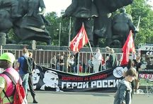 Митинг в поддержку Удальцова и Развозжаева 24.07.2015 / Октябрь-большевики https://octbol.wordpress.com/