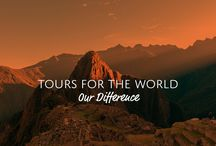 Discover Who We Are / Welcome to a new way of traveling!