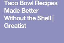 Recipes for me