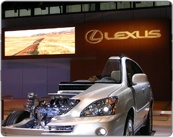 led advertising displays  / This helps in finding the latest products or displays who helps in  advertising.