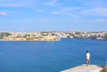 Malta 2011 / La Valette, fortification, Malta