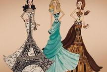 Fashion ilustration ♥♡