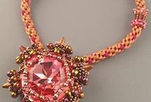 Julia Hecht Beadwork / Original beadwork patterns by Julia Hecht, owner of Poppyfield Bead Company.