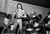 'AC/DC, Angus Young & Bon Scott'