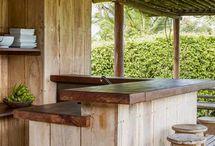 Tropical Back Yard Ideas