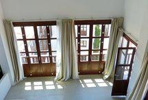 ventanales / large windows / Ventanales, cerramientos, de gran calidad fabricados en madera y en metal.#window  #cerramientos