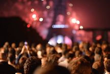 """Paris by Night / Paris is even more romantic and amazing at night. Discover the best the """"City of Lights"""" has to offer and stroll through the Parisian night with our unique selection of activities!"""