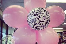 Balloons by Importer's Gifts  / An exhibit of helium balloon decor and gifts we have created for a variety of occasions.
