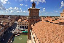 CASTELLO ESTENSE / Este Castle of #Ferrara #myferrara