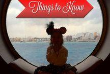 Disney Cruise / by Leslie Mosier