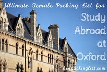 Oxford, England / http://www.academicstudies.com/programs/england/oxford