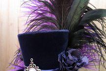 Assesórios -  Chapéus - Hats / Chapéus Antigos Femininos    https://www.facebook.com/conceicao.vidal