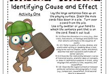 ELA cause effect