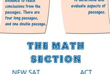 New SAT / Change can be scary, but it doesn't have to be. This board is devoted entirely to the newly redesigned SAT, coming March 2016. We'll have pins on evidence-based reading and writing, math, and more! / by Method Test Prep