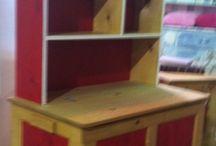 móveis para a loja