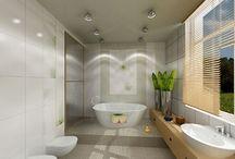 Bathroom / by Jandilyn Wong