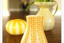 Vases/Bottles refashioned / by Lolita🎀💎🌻