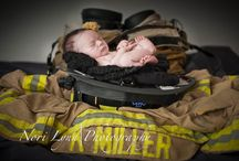 Photography Ideas - Firefighter Themed / by Mandy Bailey