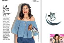Shop the looks ! / Selection of our pieces featured in the media and where you can get them <3