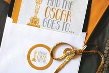 Oscar Party / Celebrate the Academy Awards with a fun Oscar Party...fancy Party Food, cute printables and adorable party ideas. Pop the corn and enjoy! / by Kami / NoBiggie