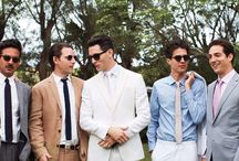 The Guys - Bridal Party Styling we Love / by When Pigs Fly Events